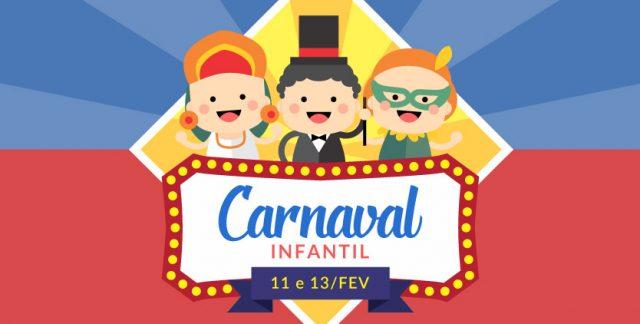 Carnaval Infantil Círculo Militar de BH