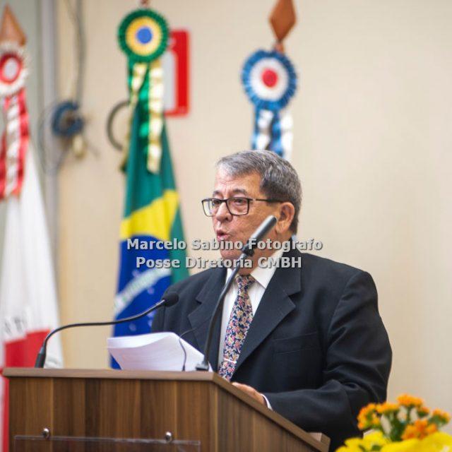 Diretor de Comunicação Cel Luiz Artur Coelho Ferreira