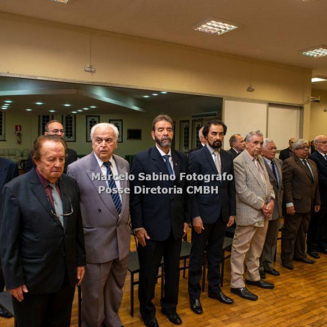 Membros Diretoria Executiva, Conselho Consultivo e Fiscal