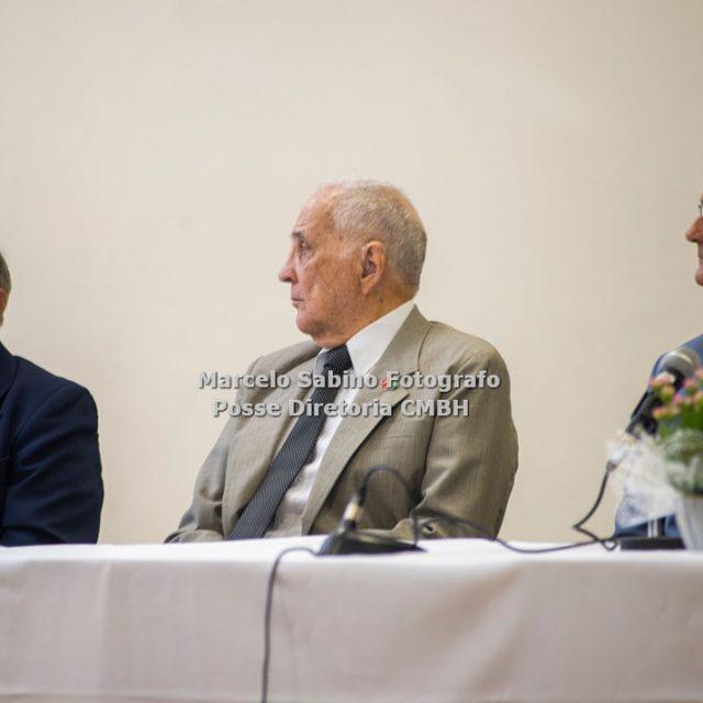 Cel Ary Vieira Costa, Gen Amaury Sá Freire de Lima e Ten Cel João Carlos Dias
